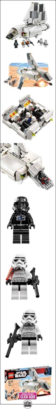 LEGO Star Wars 7659 Imperial Landing Craft - Nave de aterrizaje imperial  ✿ Lego - el surtido más amplio ✿ ▬► Ver oferta: https://comprar.io/goto/B000HHHT5U