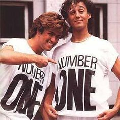 Loved Wham, whatever happened to the other guy?