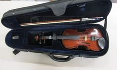 shopgoodwill.com: 18` Violin w/Soft Case