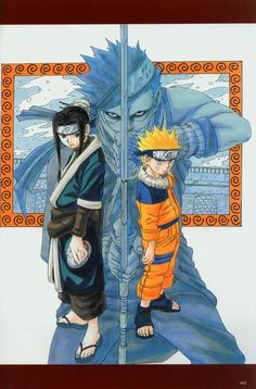 Naruto ~~ Three warriors :: Haku , Zabuza , Naruto