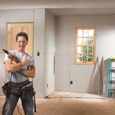 Common Drywall Installation Mistakes and How to Avoid Them  These tips will help you do a professional-quality job