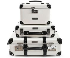 Globe-Trotter and Etiquette Clothiers luggage cases starts at $2,500
