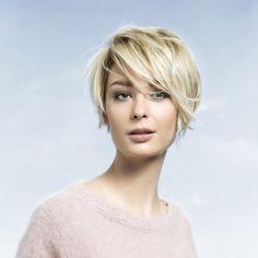 photo coupe de cheveux courte femme