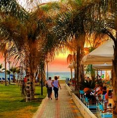 Malindi beach Lemesos