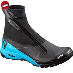 Salomon Mountain Running Schuhe schwarz 46 2/3 - Salomon schuhe (*Partner-Link)