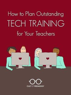What are the best practices in tech training for teachers? Three technology integration specialists give us their advice.   Cult of Pedagogy Educational Leadership, Educational Technology, Cult Of Pedagogy, Information Literacy, Research Skills, School Librarian, Media Specialist, Instructional Technology, Technology Integration