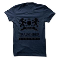 TRAUGHBER - TEAM TRAUGHBER LIFE TIME MEMBER LEGEND - #gifts for girl friends #anniversary gift. MORE INFO => https://www.sunfrog.com/Valentines/TRAUGHBER--TEAM-TRAUGHBER-LIFE-TIME-MEMBER-LEGEND.html?id=60505
