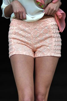 Total Hipster Shorts: Light Peach | Hope's