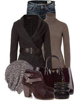 """""""Winter In Plum"""" by tammylo-12 on Polyvore"""