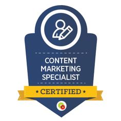 Become a Content Marketing Specialist and Get Certified by DigitalMarketer.