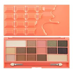I Heart Makeup I ♡ Chocolate and Peaches | tambeauty.com