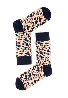 HAPPY SOCKS Coral - Socken - Mehrfarbig - Planet Sports