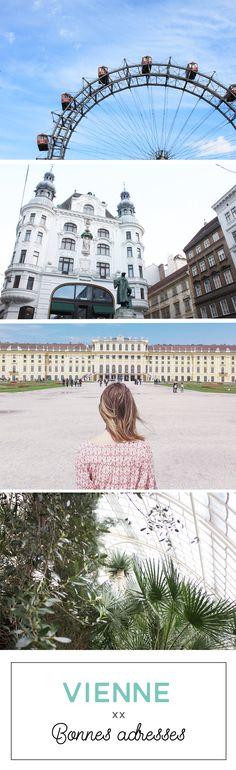 Visiter Vienne en 3 jours - Découvrez des adresses originales pour sortir des sentiers battus. Balades, musées, cafés, restaurants et hôtels insolites. #vienne #vienna #wien #autriche #bonnesadresses #austria #cityguide #travel
