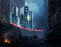 City Limits by tokuku