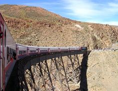 Salta... Train to/of the Clouds