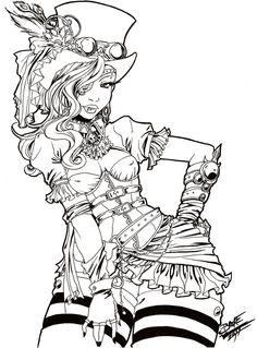::Prize:: Steampunk FoaL by Tsuzukikun.deviantart.com on @deviantART