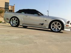 Three hours left on eBay!  Ford : Mustang Saleen S281 Convertible 1 of 26 Made