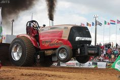 Extreme Temptation Pro-Stock Truck And Tractor Pull, Tractor Pulling, Up In Smoke, Monster Trucks, Van, Vehicles, Tractors, Car, Vans