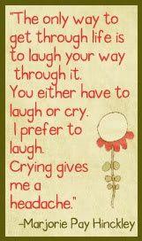laugh laugh laugh! :D