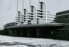 Historic Photograph of Pan Pacific Auditorium