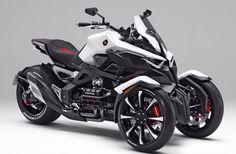 Kendaraan Bermotor Roda Tiga Honda Neowing
