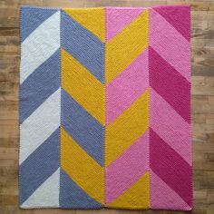 Ravelry: Project Gallery for Garden House Baby Blanket pattern by Jocelyn Tunney
