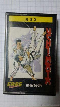 juego cassette msx - uchi mata