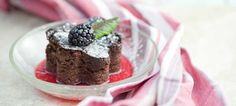 Our dense chocolate cake recipe is a breeze to make. It's gluten free and dairy free, too. It's a perfect treat for a special Valentine's Day dessert.