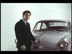"""Volkswagen hired a then unknown actor named Dustin Hoffman to star in this commercial. Shortly after filming this, """"The Graduate"""" was released. VW got a lot for their money on this one."""