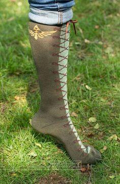 Zelda socks