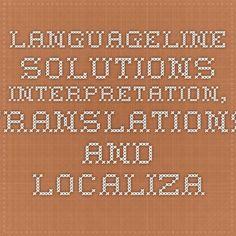 LanguageLine Solutions - Interpretation, Translations and Localization