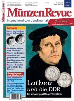 #Luther und die #DDR - ein schwieriges (münz-)Verhältnis  💰 Jetzt in #Münzen Revue:  #Sammlung #Münzsammlung