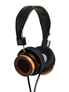 These Grado Headphones are beautiful. Sennheiser Headphones, Amazing Store, Audiophile, Tech Accessories, Designing Women, Headset, Cool Things To Buy, Product Design