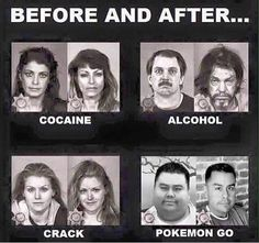 Before and after...