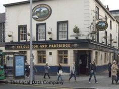 The Old Dog & Partridge Nottingham