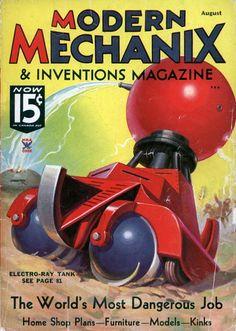 Modern Mechanix – Aug, 1935   Modern Mechanix