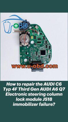 Auto Locksmith, Automotive Locksmith, Car Ecu, Audi Q7, Things To Buy