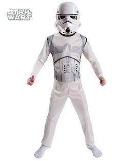 Storm Trooper Child Costume