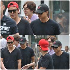 150821 SG Wannabe arriving at Music Bank by Sg Wannabe, Kpop, Music, Musica, Musik, Muziek