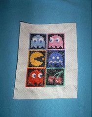 Bordados en Punto de Cruz hechos por mi (Cross Stitch)
