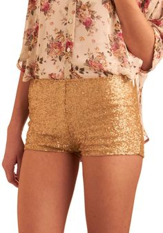 If I had a booty like Beyonce. Bootylicious shorts! $44.99