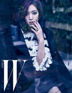 Park Shin Hye for W Korea's May 2016 Issue | Couch Kimchi  #park shin hye
