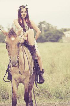 Boho Fashion, via Flickr.