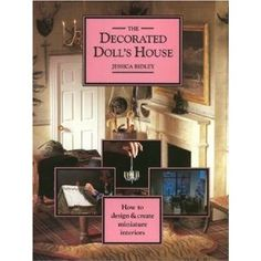 Decorated Dolls House, 2004.My Favourite Books :) Book condition (VG) available rom The Dolls Store. www.dollstore.ie