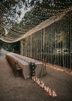 Forest Wedding, Fall Wedding, Wedding Ceremony, Dream Wedding, Wedding Rustic, Wedding Church, Indoor Wedding, Wedding Country, Wedding Tables