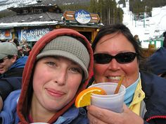 While everyone else was ski toughing it out on the hill mom and I listened to a really good live band.     What is March Madness? Get access to our SimpleMagical March Madness bonus here.