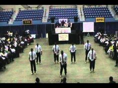 Omega Psi Phi Fraternity Alpha Alpha Chapter 2012 Hop Team