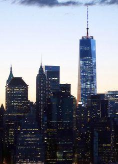 World Trade Center | Flickr by c8132