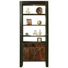 Emerson Et Cie Covington Wall Unit with Upholstery EC-29266