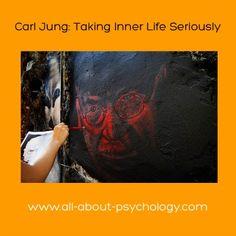 Taking inner life seriously #CarlJung
